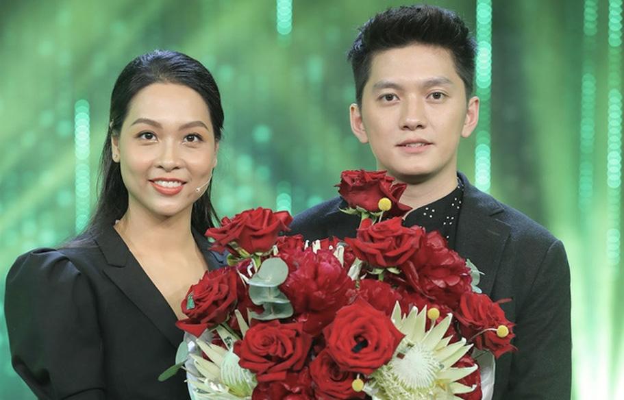 Hoàng Tâm được nữ chính trao hoa ở vòng thi cuối