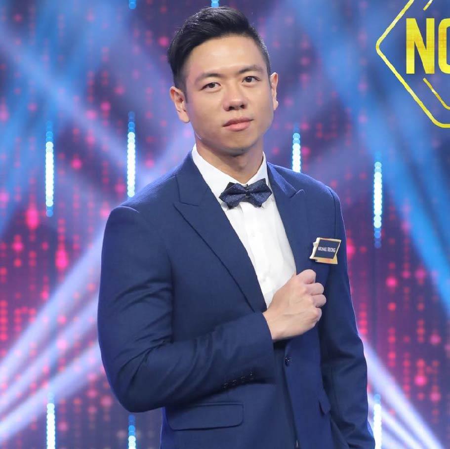 Chàng Việt Kiều tên Michael Trương đã vướng rắc rối vì lời tố không chân thật về tình trạng hôn nhân.