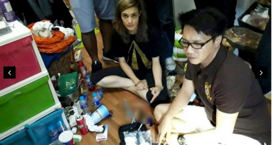 Amelia Jacobs - Miss Teen Thailand 2006 bất ngờ dính vào vòng lao lý