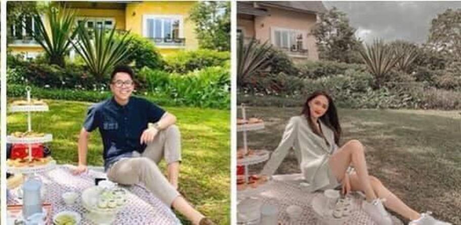 Lộ bằng chứng Hương Giang đang hẹn hò với Matt Liu
